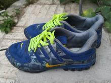 کفش رنگ ابی سایز 40  در شیپور-عکس کوچک