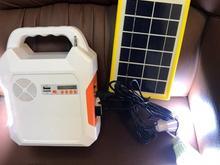 پکیج اماده خورشیدی  با نور خورشید برق تولید میکند در شیپور-عکس کوچک