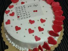 سفارش انواع کیک تولد و کیک عصرونه خونگی  در شیپور-عکس کوچک