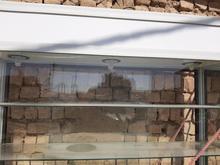 ویترین  آلومینیومی  و شیشه   در شیپور-عکس کوچک