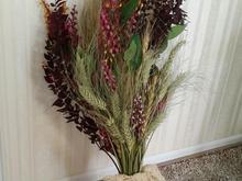 تاج و دسته گل ست برای فرمالیته عروس در شیپور-عکس کوچک