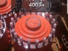 توپی چرخ اصلی هیوندا770و مگا400( لوازم بیل و لودر) در شیپور-عکس کوچک