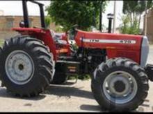 تراکتور 475جفت مدل 98خشک خشک  در شیپور-عکس کوچک