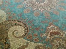 فرش فیروزه ای نو  در شیپور-عکس کوچک