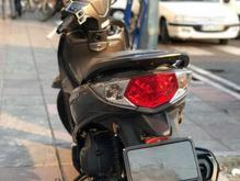 موتور سیکلت sym  مدل 97 در شیپور-عکس کوچک