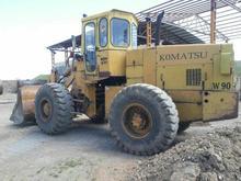 لودر کوماتسو موتور تازه تعمیر صفر سالم در شیپور-عکس کوچک