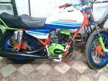 موتور استریت فایتر  در شیپور-عکس کوچک