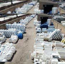 مخزن تانکر 2000 سه لایه ضدباکتری و استاندارد شده در شیپور-عکس کوچک