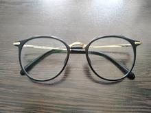 عینک طبی زنانه و مردانه طلایی مشکی در شیپور-عکس کوچک