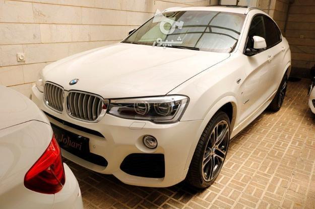 بی ام و ایکس 4 مدل 2015 سفید در گروه خرید و فروش وسایل نقلیه در تهران در شیپور-عکس1