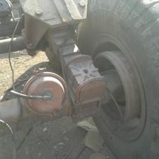 دستگاه زیر تریلی کالابرس - سالم در شیپور-عکس کوچک