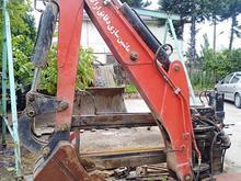 بیل بکهو تراکتور ساخت اراک در شیپور-عکس کوچک