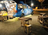 ون کاروان،کافه سیار در شیپور-عکس کوچک
