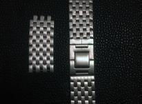 بند ساعت تمام استیل طرح رولکس با اضافه تغییر سایز در شیپور-عکس کوچک