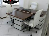 میز مدیریت ثمین کد 1012 / اقای میز  در شیپور-عکس کوچک