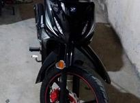 موتور سیکلت اشیل مشکی در شیپور-عکس کوچک
