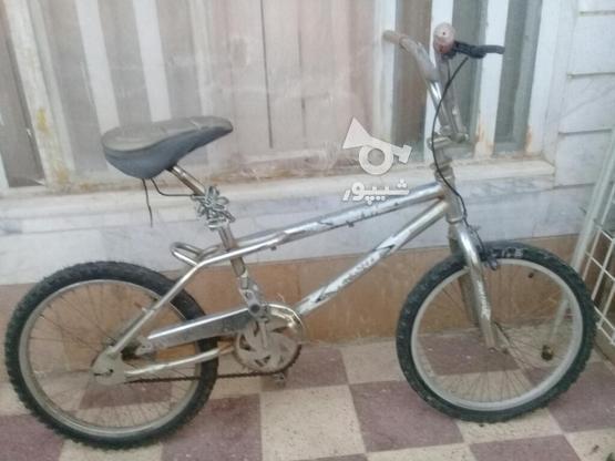 دوچرخه سالم  کارکرده سایز20 در گروه خرید و فروش ورزش فرهنگ فراغت در فارس در شیپور-عکس1