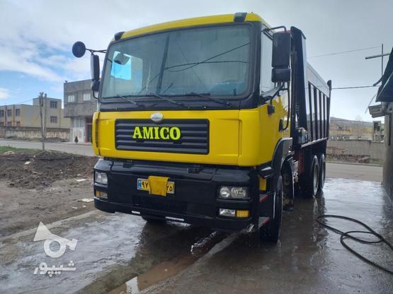 آمیکو 93 تحویل 94 کارکرد ۷۵۰۰۰ در گروه خرید و فروش وسایل نقلیه در آذربایجان شرقی در شیپور-عکس1