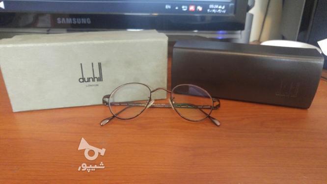 عینک طبی مردانه نو برند dunhill در گروه خرید و فروش لوازم شخصی در تهران در شیپور-عکس1
