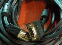 کابل 15متری خارجی وکابل برق در شیپور-عکس کوچک