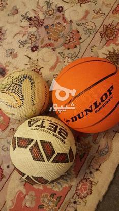 توپ های ورزشی  در گروه خرید و فروش ورزش فرهنگ فراغت در تهران در شیپور-عکس1