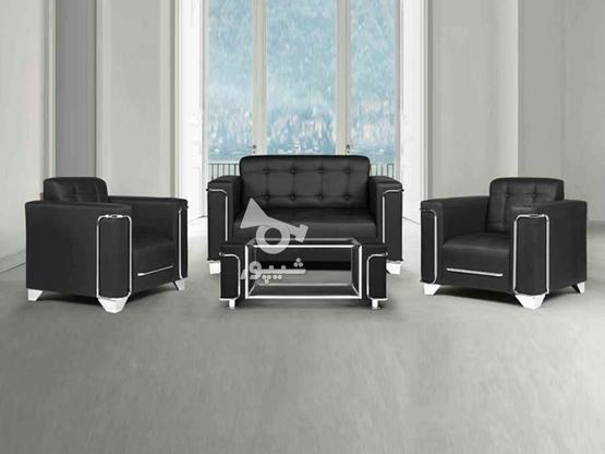 مبل نیم ست اداری مبلمان دفتری میز مدیریت صندلی  در گروه خرید و فروش کسب و کار در تهران در شیپور-عکس1