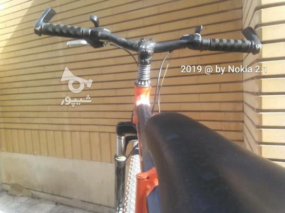 دوچرخه تاشو 26 در گروه خرید و فروش ورزش فرهنگ فراغت در بوشهر در شیپور-عکس1