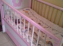 تخت خواب و کمد کودک در شیپور-عکس کوچک