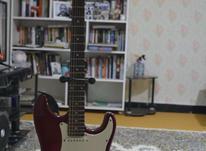 گیتار الکتریک و آمپلی فایر در شیپور-عکس کوچک