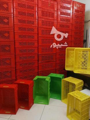 فروش جعبه پلاستیکی و سبد پلاستیکی  در گروه خرید و فروش خدمات و کسب و کار در تهران در شیپور-عکس1