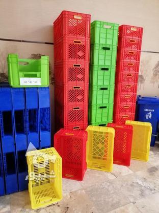 فروش جعبه پلاستیکی و سبد پلاستیکی  در گروه خرید و فروش خدمات و کسب و کار در تهران در شیپور-عکس7