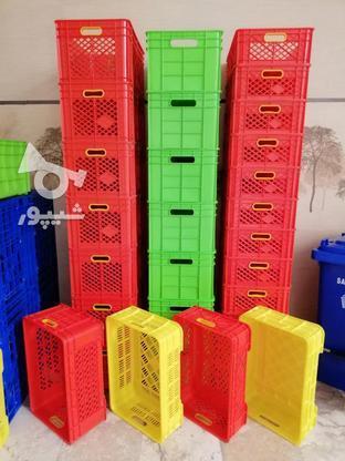فروش جعبه پلاستیکی و سبد پلاستیکی  در گروه خرید و فروش خدمات و کسب و کار در تهران در شیپور-عکس6