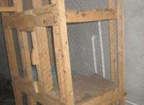 جفتگاه سه طبقه مناسب پرنده تزیینی در شیپور-عکس کوچک