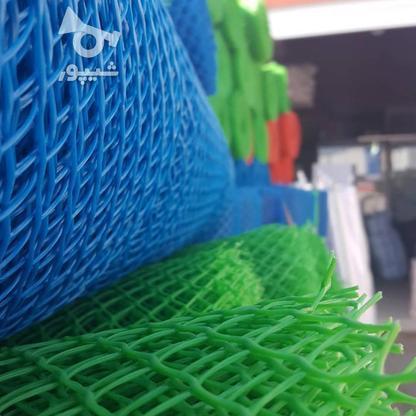 تولید توری پلاستیکی   فنس پلاستیکی خرید و فروش توری پلاستیکی در گروه خرید و فروش خدمات و کسب و کار در تهران در شیپور-عکس2