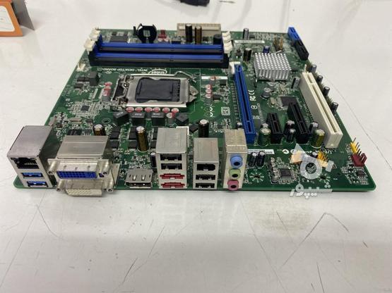 مادربرد Intel Desktop board 1155 در گروه خرید و فروش لوازم الکترونیکی در اصفهان در شیپور-عکس1