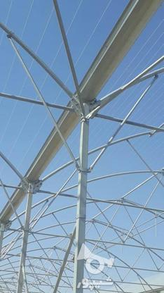 گلخانه گالوانیزه فلزی  در گروه خرید و فروش خدمات و کسب و کار در اصفهان در شیپور-عکس2