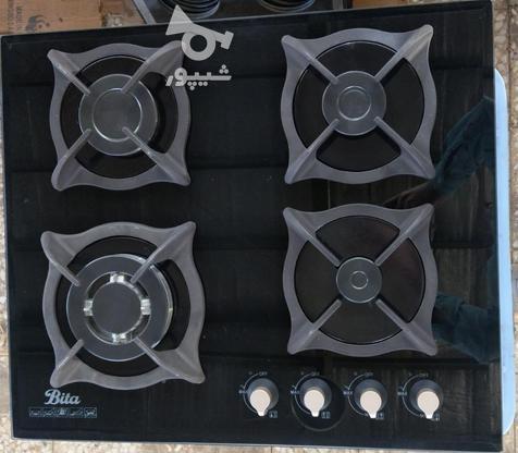 فروش اجاق گاز توموکوپل دار صفحه ای 40 مدل هود  در گروه خرید و فروش لوازم خانگی در فارس در شیپور-عکس1