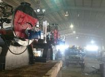 کارواش بخار شور صنعتی مجهز به سیستم هشدار صوتی در شیپور-عکس کوچک