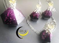 گردنبند و گوشواره و دستبند الماس در شیپور-عکس کوچک