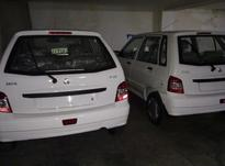پراید 111 صفر 98 سفید  در شیپور-عکس کوچک