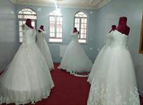 لباس عروس کاملا نو در شیپور-عکس کوچک