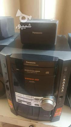 رادیو ضبط پاناسونیک vcd در گروه خرید و فروش لوازم الکترونیکی در تهران در شیپور-عکس1