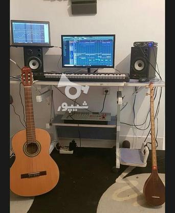 استودیو موسیقی حرفه ای در گروه خرید و فروش خدمات در فارس در شیپور-عکس1