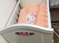 تخت خواب کودک و گهواره نوزاد نو نو  در شیپور-عکس کوچک