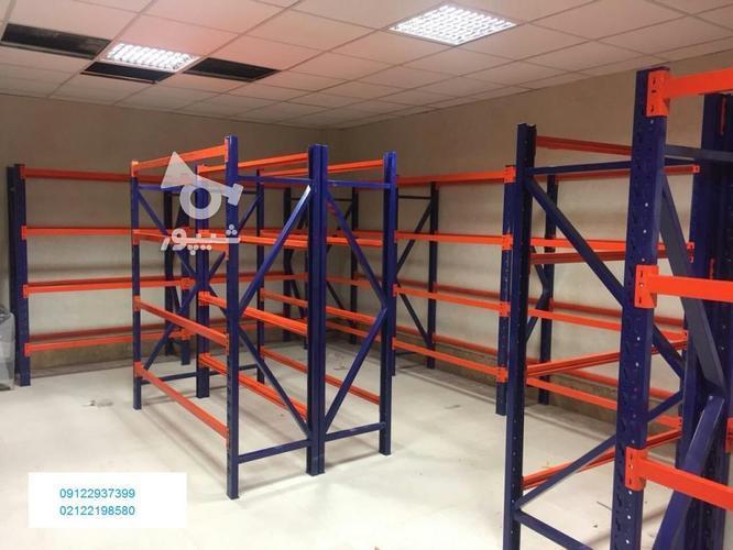 قفسه راک نیمه سنگین ( تحمل وزن تا 500 کیلو) در گروه خرید و فروش خدمات و کسب و کار در تهران در شیپور-عکس1