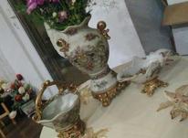 ظروف دکوری پذیرایی سه تکه  در شیپور-عکس کوچک