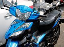 تی وی اس راکز 125 سی سی مدل 95 آبی در شیپور-عکس کوچک
