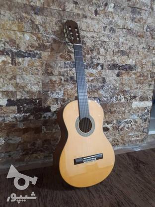 گیتار کلاسیک اریا  در گروه خرید و فروش ورزش فرهنگ فراغت در فارس در شیپور-عکس1