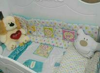 تخت کودک مدل کاناپه ای در شیپور-عکس کوچک