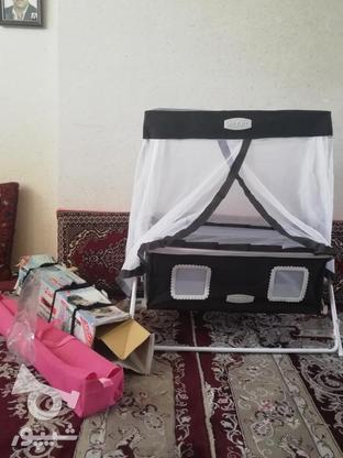 گهواره کودک در گروه خرید و فروش لوازم شخصی در خراسان رضوی در شیپور-عکس1